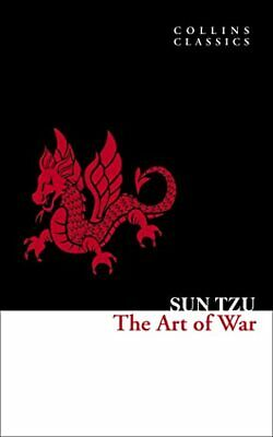 The Art of War (Collins Classics) by Tzu, Sun Book The Cheap Fast Free Post