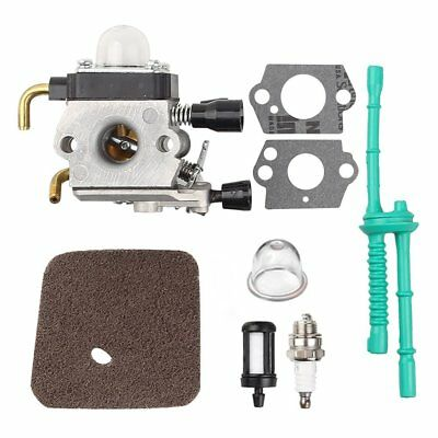 Carby Carburetor For Stihl FS45 FS46 FS46C FS55R KM55R Trimmer FS55RC FS45C FC55