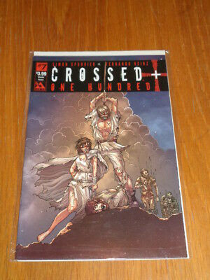 Crossed One Hundred #7 Avatar Comics Wishful Fiction Cover August 2015 Nm (9.4)
