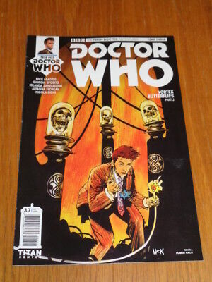 Doctor Who #3.7 Tenth Doctor Year Three Titan Comics Cvr A August 2017 Nm (9.4)
