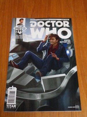 Doctor Who #3.8 Tenth Doctor Year Three Titan Comics Cvr A Sept 2017 Nm (9.4)