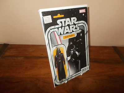 Darth Vader #1 Action Figure Variant Cover
