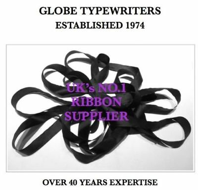 1 x 'IMPERIAL PORTABLE 3' *PURPLE* TOP QUALITY *10 METRE* TYPEWRITER RIBBON