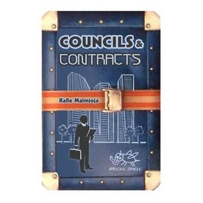 Councils & Contracts Mücke Spiele 4000360911462