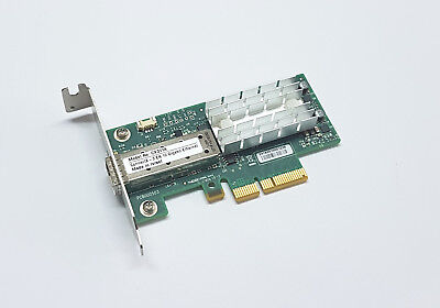 Mellanox ConnectX-3 PCIe x4 NIC 10 10GBe SFP+ Single Port Server Adapter Low Pro