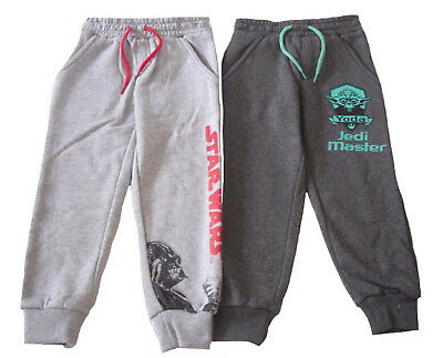 Boys Jogging Bottoms Star Wars 4-10 Years