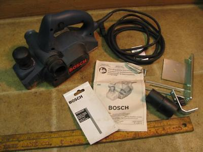 "Bosch 3364 3-1/4"" Electric Hand Planer w Extra Blade"