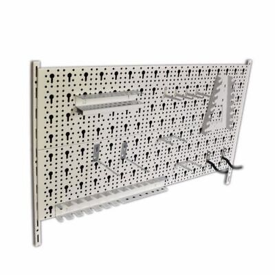 Garage Wall Tool Rack Storage Shelving Organizer Shelves Stand