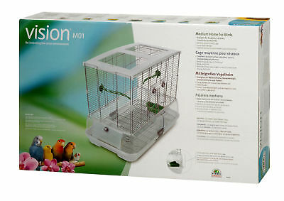 Vision by Hagen Single Vision Bird Cage with Small Wire