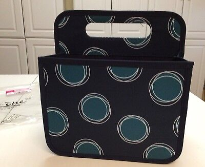 Thirty One Double Duty Caddy in La-Di-Dot - 4787 NEW in Packaging