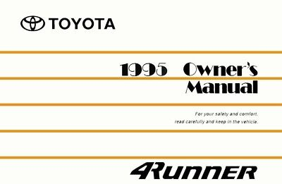 2014 Toyota Tacoma Owners Manual User Guide Reference Operator Book