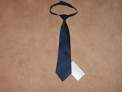 New, Gymboree Toddler Boys Sapphire Dressy Tie, Size 2T-5T