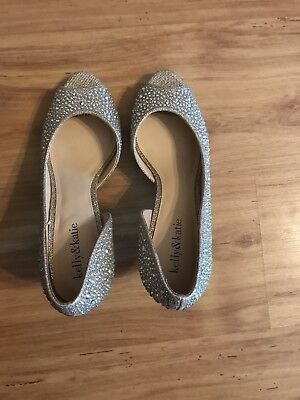 3709500aad72 Gold Heels 6 0 Dsw Kelly Katie Christa Sandal Strap Sparkly