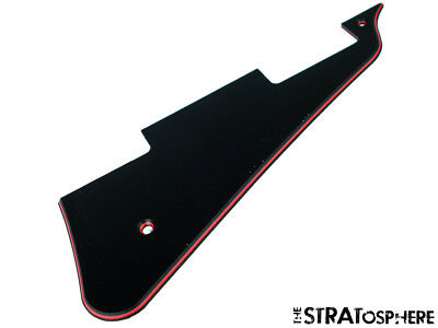 * NEW PICKGUARD for Gibson USA Les Paul Standard 3 Ply BLACK/RED/BLACK!