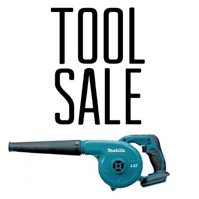NEW  Makita 18V LXT Lithium Cordless Blower DUB182Z Fast Same Day Post Bare Tool