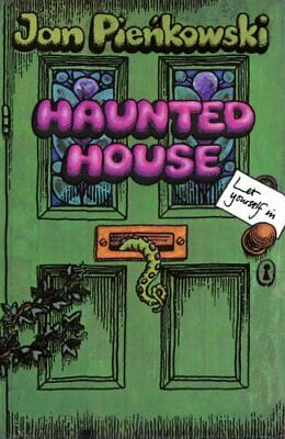 Haunted House by Pienkowski, Jan Hardback Book The Cheap Fast Free Post