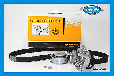 Conti Contitech Timing Belt Kit+Water Pump CT1028K3 (CT1028WP3)