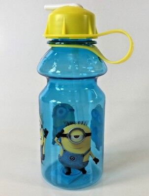 "Disney Despicable Me "" Minions "" 414Ml Kids Tritan Drink Bottle Zak Designs"