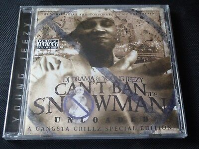 Young Jeezy & DJ Drama - You Can't Ban the Snowman (NEW CD 2008) SLICK PULLA