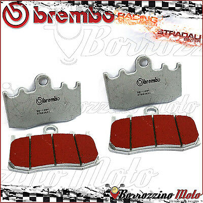 4 Front Brake Pads Brembo Sintered Road-Racing 07Bb26Sc Bmw R 1150 Gs 2005