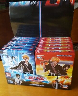 Bleach Sammelkartenspiel Serie 1 deutsch, 12er Display (12 x Starter Deck