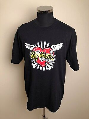 Band T-Shirt Earth Vs The Wildhearts 15th Anniversary T-Shirt Size : L