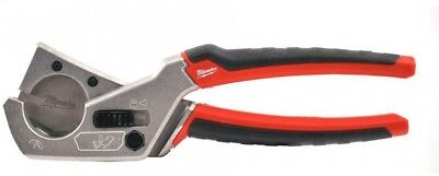 Milwaukee 1 in. ProPEX Pex Rubber Plastic Tubing Hose Cutter Snips Hand Tool New