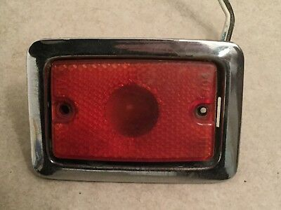 International Scout II Travelall Travelette Pickup Side Marker IH OEM FREE SHIP