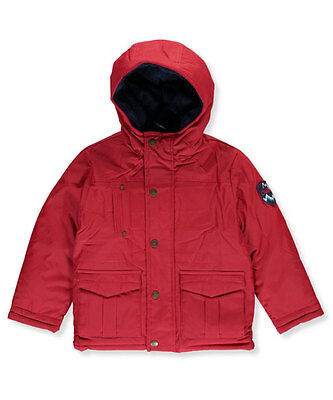 """Chaps Little Boys' Toddler """"Raised Pleats"""" Insulated Jacket (Sizes 2T - 4T)"""