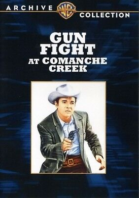 Gunfight At Comanche Creek (Ws) New Dvd