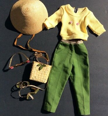 Vintage Madame Alexander CISSY DOLL SHOPPING OUTFIT