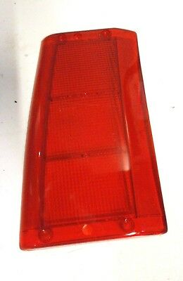 Lens Rear Left Side Red Reflector for Range Rover Classic LSE  RTC5295
