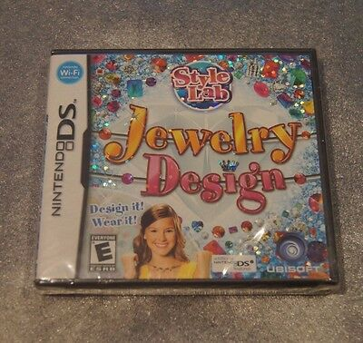 Nintendo DS Style Lab Jewelry Design New Sealed 1299 PicClick