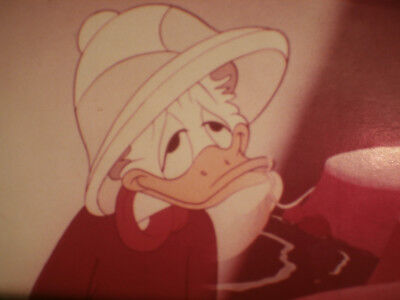 """Super 8mm color sound 1x200'' """"DONALD DUCK IN THE HIGH ANDES"""" Disney"""