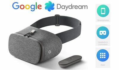 Google Daydream View VR Headset Brand New In Original Sealed Box