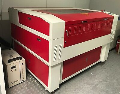 150w Co2 Laser Engraver Cutter 1200mmx900mm,Laser Cutting Engraving,Reci Tube