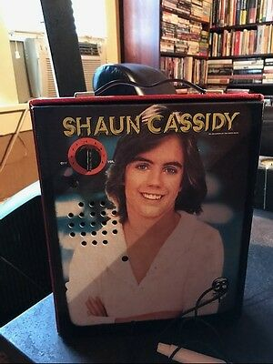 Shaun Cassidy Disco Amplifier--Super Groovy Rare--You Know You Need this!