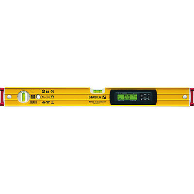 "Stabila 96-Em Electronic Rare Earth Magnets Spirit Level 24"" / 60cm"