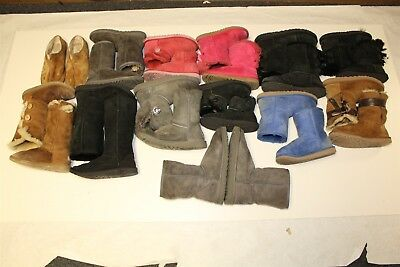 UGG Lot Wholesale Used Boots Rehab Resale HUGE Collection Authentic dJmP