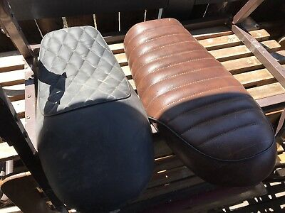 Cafe Racer Seats