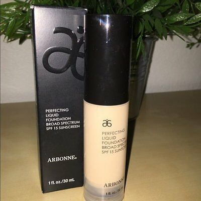 Perfecting Liquid Foundation