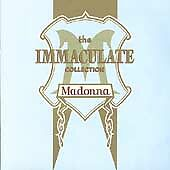 Madonna - The Immaculate Collection - Greatest Hits Cd - Holiday / Vogue +