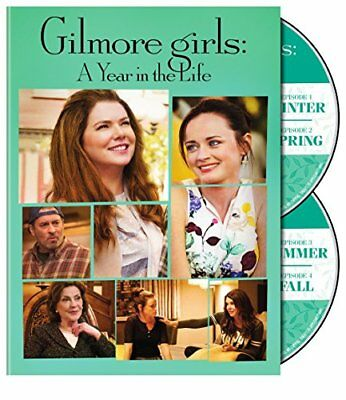 Gilmore Girls: A Year In The Life: Sequel Series Complete Season 1 Box / DVD Set