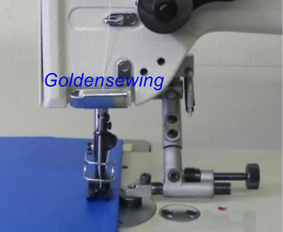 Suspended Edge Guide for Juki LU-1508 LU-1510 with Mounting Screw & Screw Driver