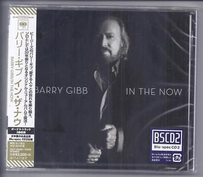BARRY GIBB In The Now JAPAN Blu-spec cd BSCD2 / SICP-30889 bee gees sealed NEW
