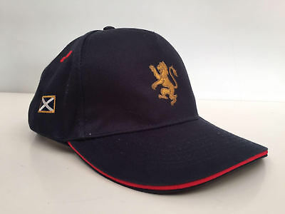 Official Edinburgh Capitals Hockey Club Baseball Cap Scotland