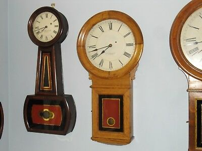 Antique E. Howard Number 70 Clock From Estate Of E. Howard Employee