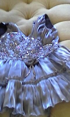 Childs Pre-Owned Holiday or Dance Dress.