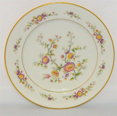 1-NORITAKE SALAD PLATE IN ASIAN SONG  PATTERN 7151 ENGLAND ( 5 Available)