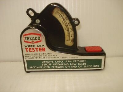 Texaco Vintage Wiper Arm Tester It Works too !!